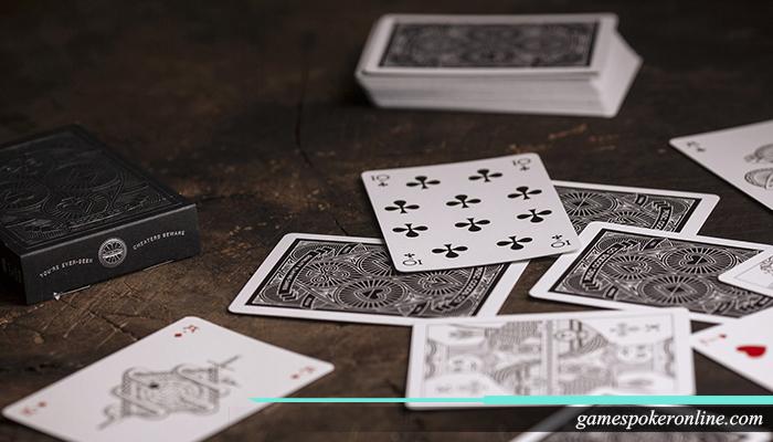 Sejarah 4 Raja Kartu Poker