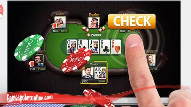 Gangguan Saat Bermain Poker Online