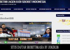 Situs Daftar Sbobett88.Asia by JOKER338