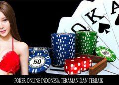 Poker Online Indonesia Teraman dan Terbaik