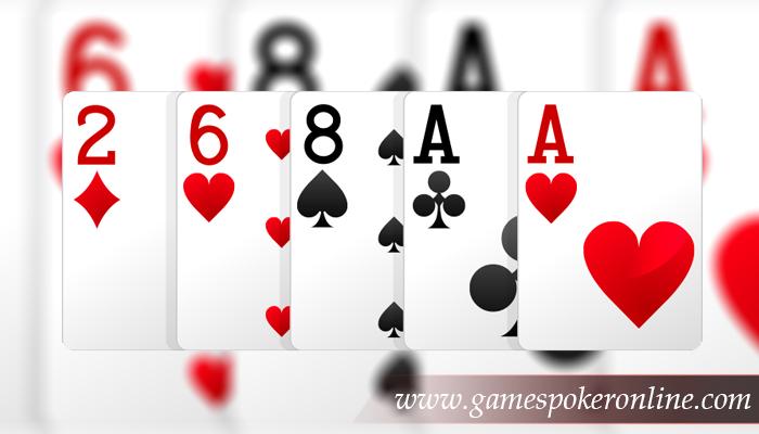 Pengertian One Pair Pada Permainan Poker