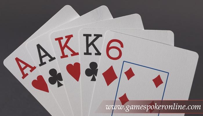 Pengertian Two Pair Pada Permainan Poker