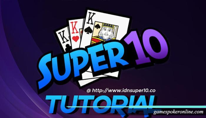 tahu cara bermain Super Ten
